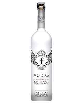 Fashion Luxury 1L Vodka bottle