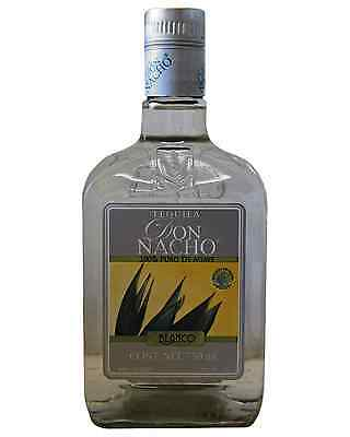 Don Nacho Tequila Blanco 100% Agave 750ml bottle