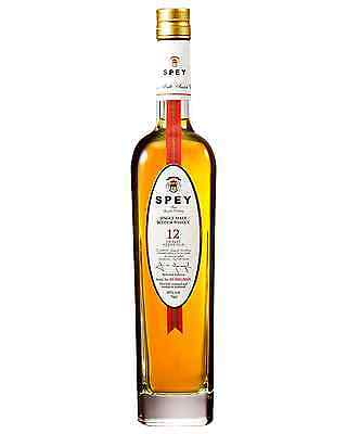 Spey 12 Year Old Single Malt Whiskey 700mL bottle Scotch Whisky Speyside