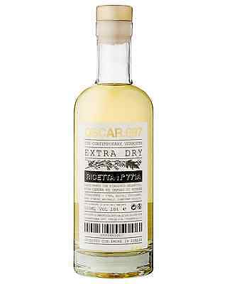 Oscar.697 Extra Dry Vermouth 500ml case of 6 Fortified Wine