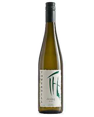 Towerhill Riesling 2011 case of 6 Dry White Wine 750mL Western Australia