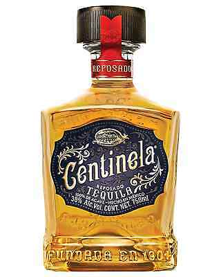 Centinela Reposado Tequila 750mL case of 6
