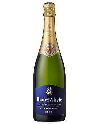 Henri Abele Champagne Brut (Reims) Non Vintage bottle Sparkling White Wine 750mL