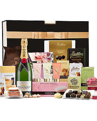 The Hamper Emporium Pure Indulgence Hamper