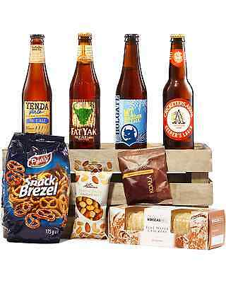 Hampers with Bite Fathers Day Beer Hamper