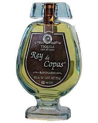 Rey De Copas Tequila Reposado 100% Agave 750ml bottle