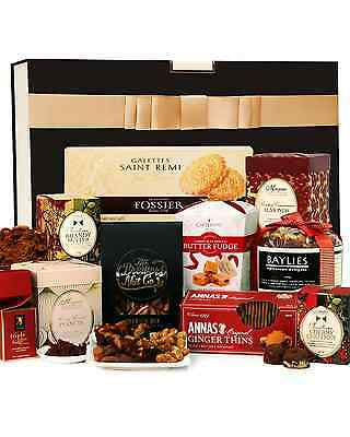 The Hamper Emporium Christmas Indulgence Hamper
