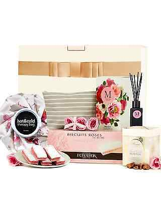 The Hamper Emporium Velvet Rose & Peony Pamper Hamper