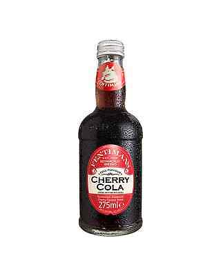 Fentiman's Cherrytree Cola 275mL case of 12 Soft Drinks