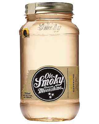 Ole Smoky Peach Moonshine 750mL case of 6 American Whisky Tennessee