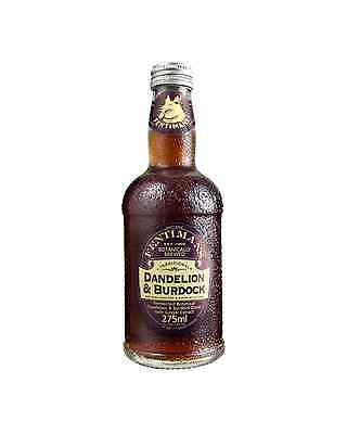 Fentiman's Dandelion & Burdock 275mL case of 12 Soft Drinks