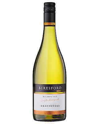 Beresford Classic Chardonnay 2014 case of 6 Dry White Wine 750mL McLaren Vale • AUD 120.00