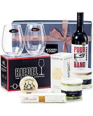 Bockers & Pony Wine Time Gift Hamper