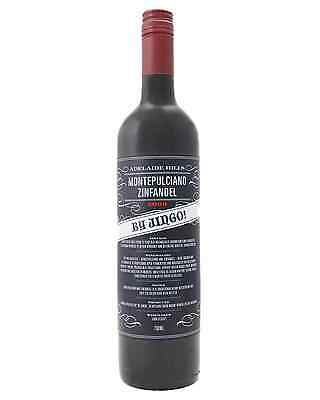 By Jingo! Reserva Montepulciano Zinfandel bottle Dry Red Wine 750mL