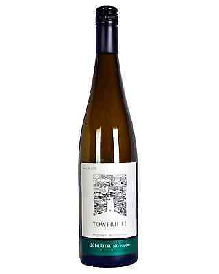 Towerhill Riesling 'Royale' 2014 case of 6 Dry White Wine 750mL