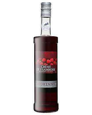 Vedrenne Creme de Framboise 700mL bottle Liqueur Fruit Liqueurs Burgundy
