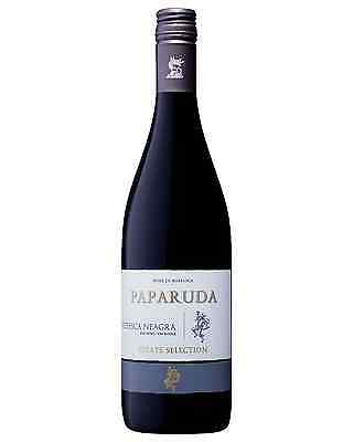 Paparuda Feteasca Neagra 2013 case of 6 Dry Red Wine 750mL Recas