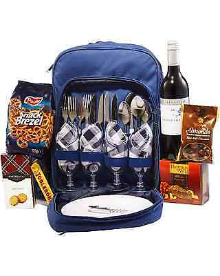 Hampers with Bite Picnic Backpack Gift Hamper