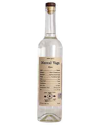 Mezcal Vago Elote Spirits 700mL bottle 750mL