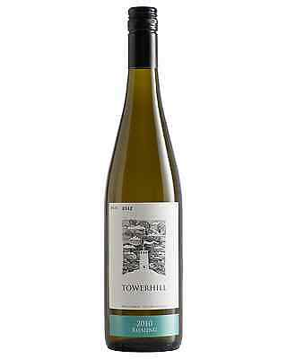 Towerhill Riesling 2010 case of 6 Dry White Wine 750mL Western Australia