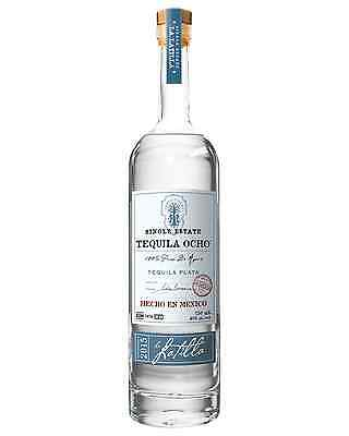 Ocho Blanco Tequila 700mL case of 6