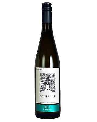 Towerhill Riesling 2013 case of 6 Dry White Wine 750mL Western Australia
