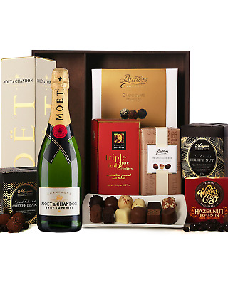 The Hamper Emporium Festive Bubbles & Chocolate Hamper