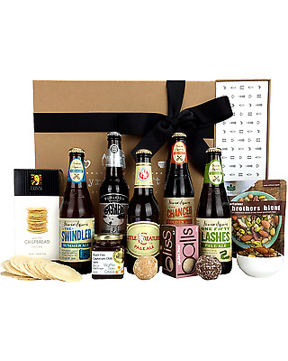 Byron Bay Gifts Premium Beer Box Hamper
