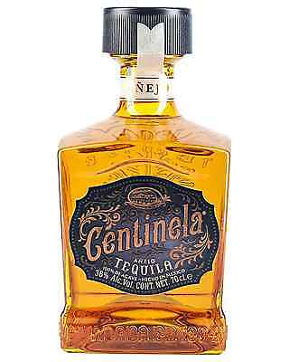 Centinela Anejo Tequila 700mL case of 6