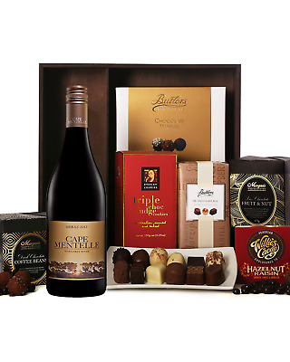 The Hamper Emporium Chocolates & Red Hamper