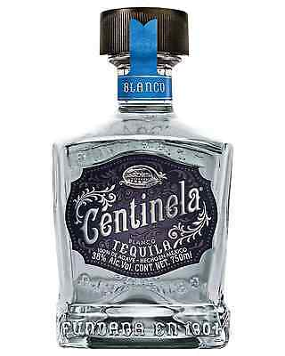 Centinela Blanco Tequila 750mL case of 6