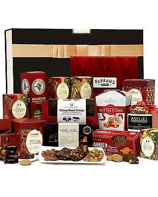 The Hamper Emporium Christmas Gourmet Treats Hamper