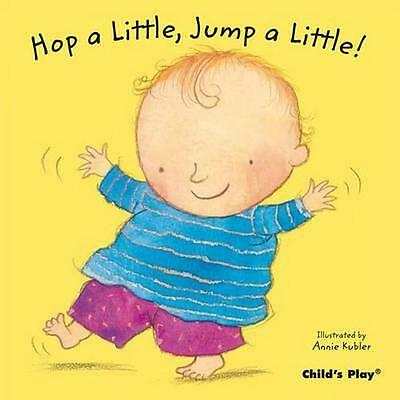 NEW Hop a Little By Annie Kubler Board Book Free Shipping