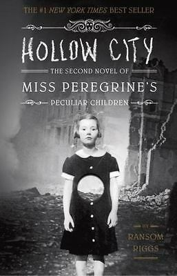 Hollow City Bk. 2 (Miss Peregrine's Peculiar Children) by Ransom Riggs (2015,...