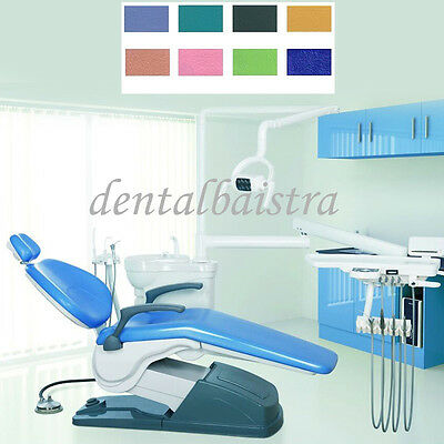 TuoJian Dental Unit Chair Comprehensive Treatment System Hard Leather OCEAN SHIP