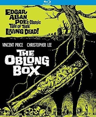 The Oblong Box [New Blu-ray] The Oblong Box [New Blu-ray] Remastered, Digitall