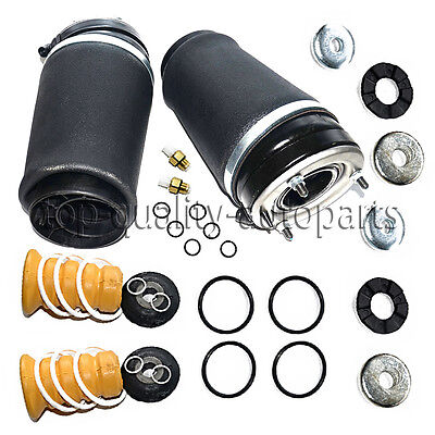 Pair Front Air Suspension Spring Bag For Range Rover L322 RNB000750 RNB000740