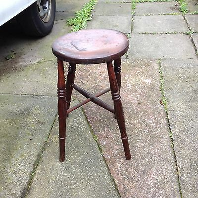 Old Wooden Stool.