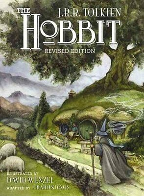 The Hobbit: Graphic Novel by J. R. R. Tolkien 9780261102668 (Paperback, 1998)
