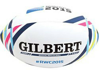 Gilbert Rugby World Cup RWC 2015 Inflatable Ball 60cm Or 120cm