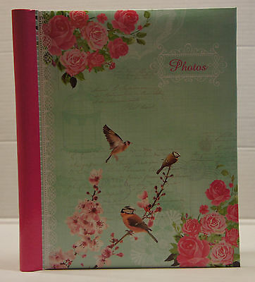 Large Vintage self adhesive photo album 10 sheet/ 20 sides