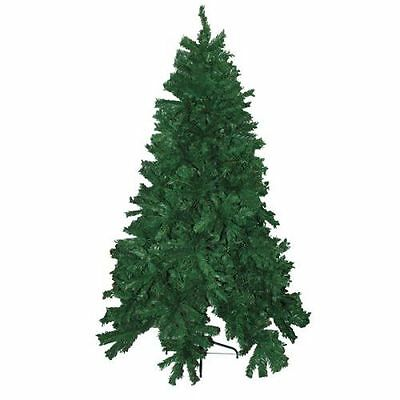 5Ft(150Cm) Deluxe Austrian Tree Green Christmas Xmas Decoration Tree Metal Stand