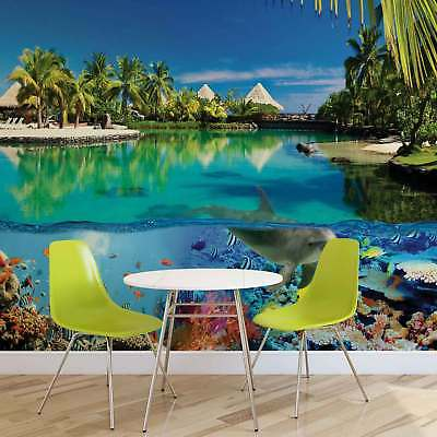 WALL MURAL PHOTO WALLPAPER XXL Beach & Tropical  (3356WS)