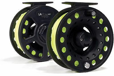 Leeda 'Ready To Fish' Fly Reel With WF6F Fly Line Included - (C0120)