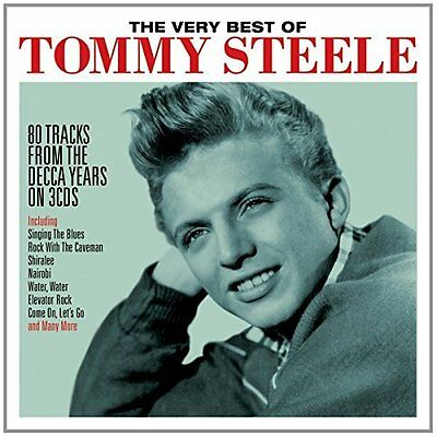 STEELE, TOMMY-The Very Best Of (3CD)  CD NEU