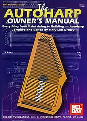 Autoharp Owner's Manual. Autoharp/Zither Book