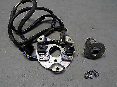 82 Suzuki GS 850 G Good Ignition Pickup Pulser Pulsar Coils Distributor FastShip