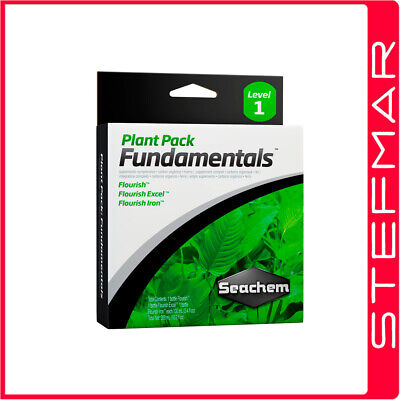 Seachem Plant Pack - Fundamentals 100mls