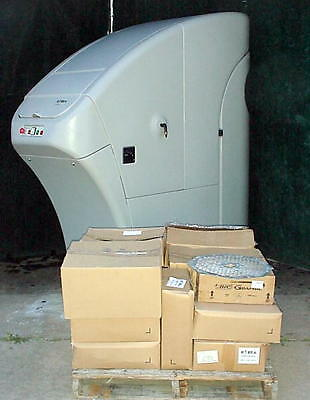 Kobra Cyclone Paper Shredder 8 HP 940 Lbs/Hour Extras Included Cost OVER $23,000