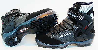 Alpina Bc 1550 Nnn Cross Country Back Country Ski Boot-- Size: 37